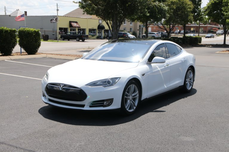Used 2015 Tesla Model S 70D AWD W/NAV 70D for sale Sold at Auto Collection in Murfreesboro TN 37130 2