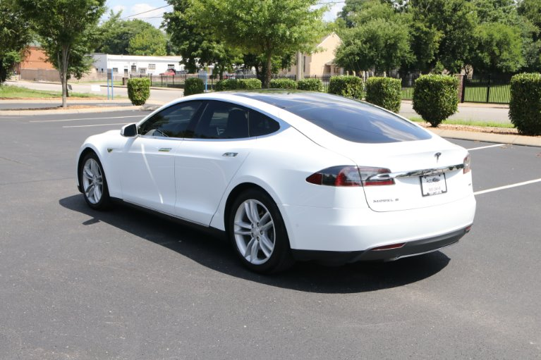 Used 2015 Tesla Model S 70D AWD W/NAV 70D for sale Sold at Auto Collection in Murfreesboro TN 37130 4