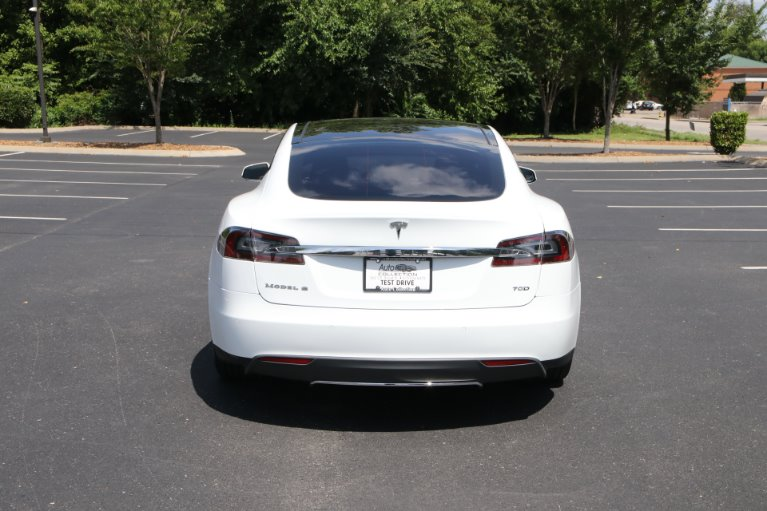 Used 2015 Tesla Model S 70D AWD W/NAV 70D for sale Sold at Auto Collection in Murfreesboro TN 37130 6