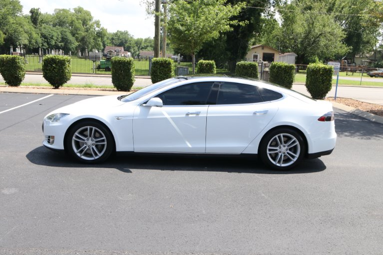 Used 2015 Tesla Model S 70D AWD W/NAV 70D for sale Sold at Auto Collection in Murfreesboro TN 37130 7