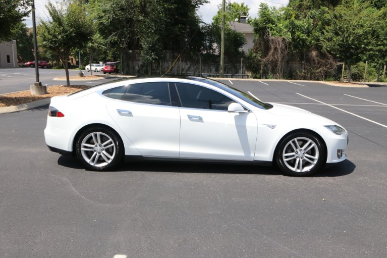 Used 2015 Tesla Model S 70D AWD W/NAV 70D for sale Sold at Auto Collection in Murfreesboro TN 37130 8