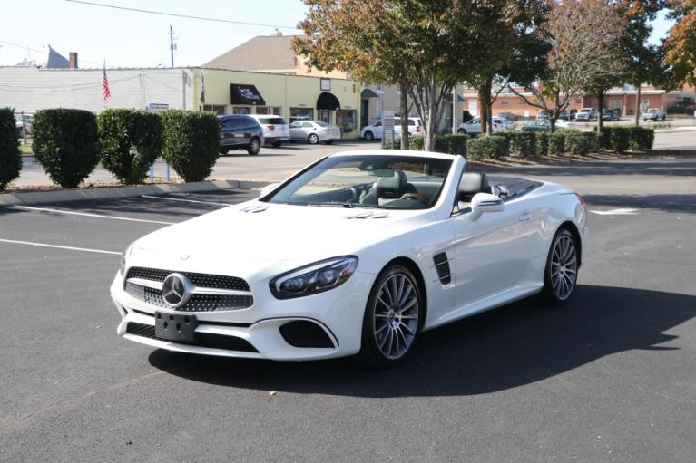 Used 2017 Mercedes-Benz SL450 Roadster W/NAV Roadster for sale $50,950 at Auto Collection in Murfreesboro TN 37130 2