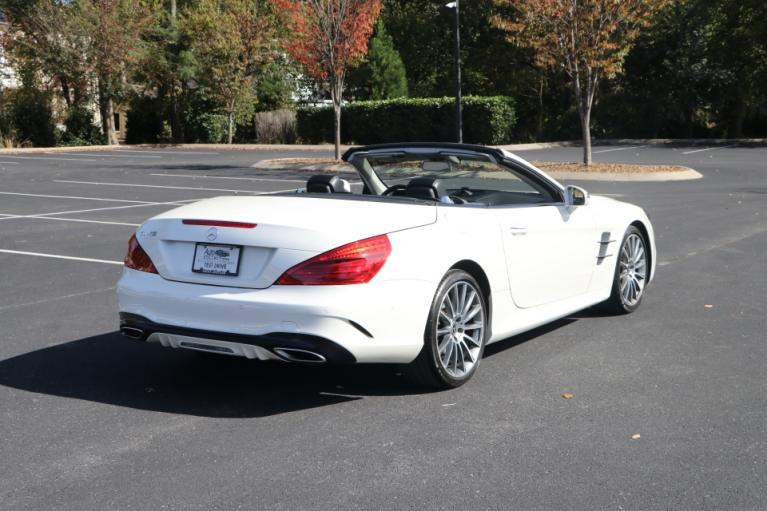 Used 2017 Mercedes-Benz SL450 Roadster W/NAV Roadster for sale $50,950 at Auto Collection in Murfreesboro TN 37130 3