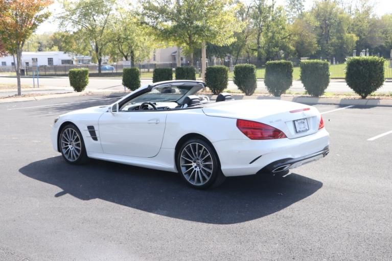Used 2017 Mercedes-Benz SL450 Roadster W/NAV Roadster for sale $50,950 at Auto Collection in Murfreesboro TN 37130 4