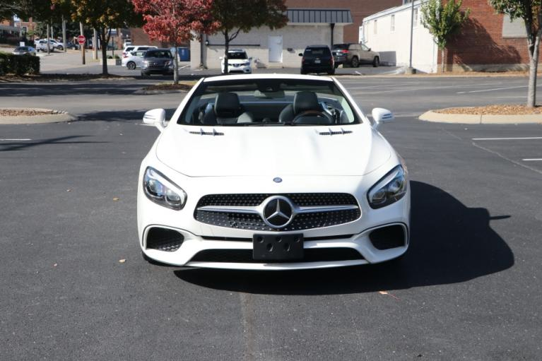 Used 2017 Mercedes-Benz SL450 Roadster W/NAV Roadster for sale $50,950 at Auto Collection in Murfreesboro TN 37130 5