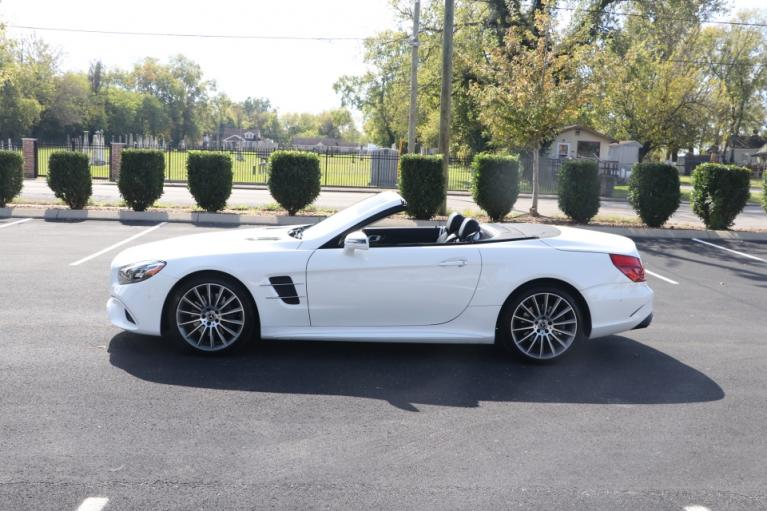 Used 2017 Mercedes-Benz SL450 Roadster W/NAV Roadster for sale $50,950 at Auto Collection in Murfreesboro TN 37130 7