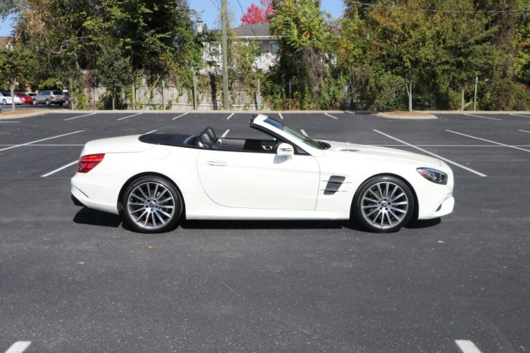 Used 2017 Mercedes-Benz SL450 Roadster W/NAV Roadster for sale $50,950 at Auto Collection in Murfreesboro TN 37130 8