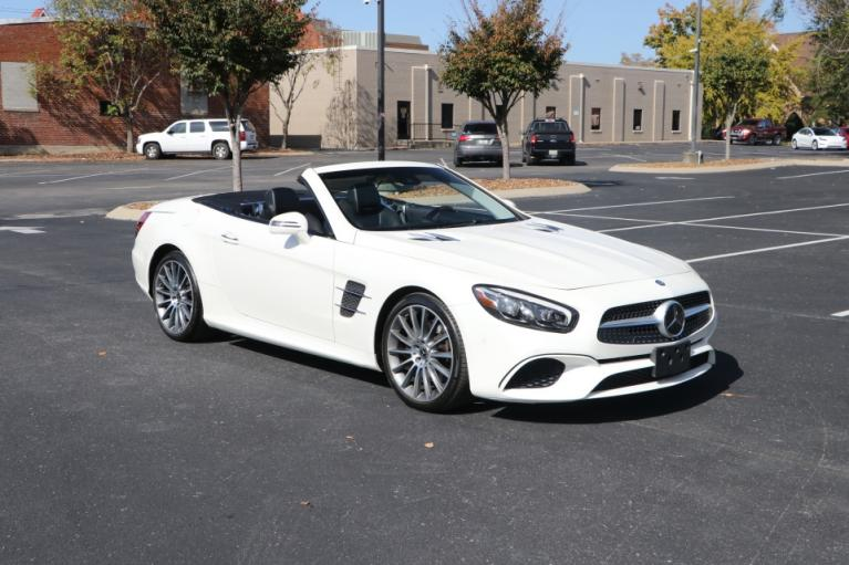 Used 2017 Mercedes-Benz SL450 Roadster W/NAV Roadster for sale $50,950 at Auto Collection in Murfreesboro TN 37130 1