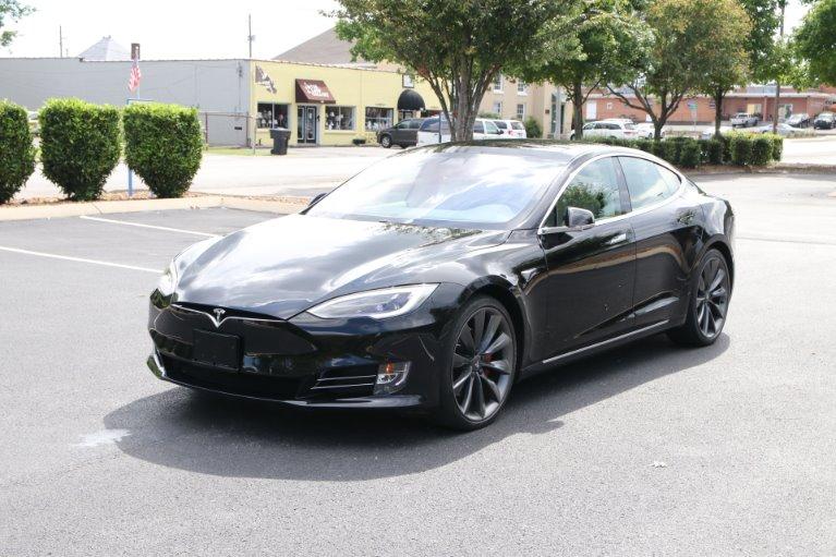 Used 2016 Tesla Model S P100D AWD W/NAV P100D for sale Sold at Auto Collection in Murfreesboro TN 37130 2