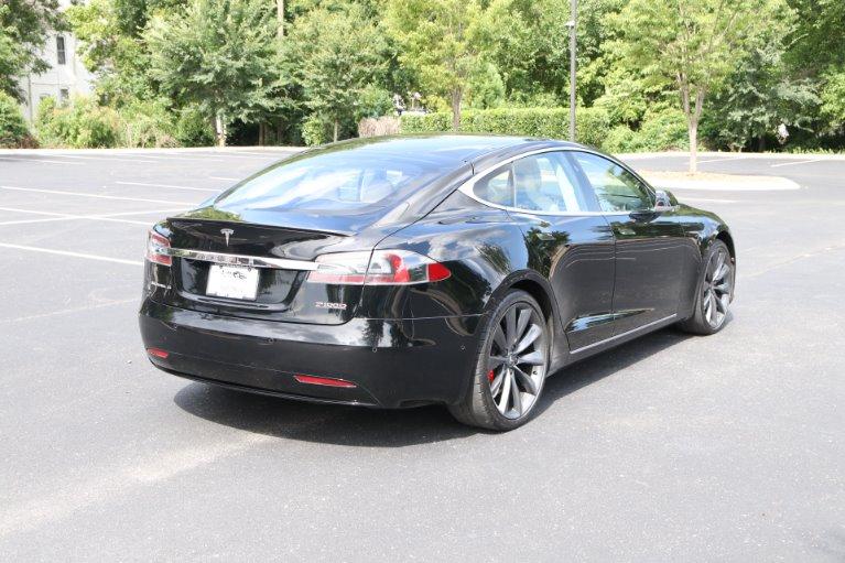 Used 2016 Tesla Model S P100D AWD W/NAV P100D for sale Sold at Auto Collection in Murfreesboro TN 37130 3