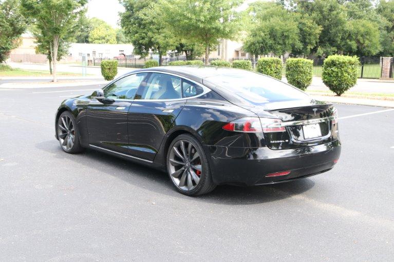 Used 2016 Tesla Model S P100D AWD W/NAV P100D for sale Sold at Auto Collection in Murfreesboro TN 37130 4