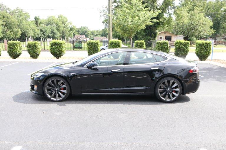 Used 2016 Tesla Model S P100D AWD W/NAV P100D for sale Sold at Auto Collection in Murfreesboro TN 37130 7