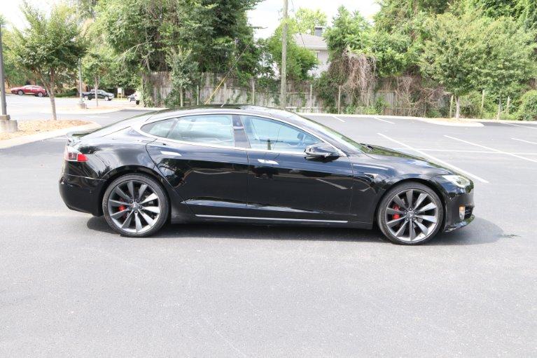 Used 2016 Tesla Model S P100D AWD W/NAV P100D for sale Sold at Auto Collection in Murfreesboro TN 37130 8