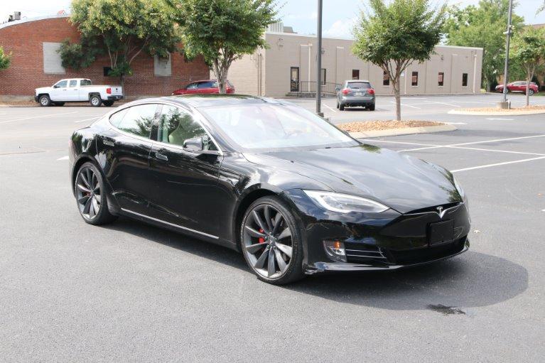 Used 2016 Tesla Model S P100D AWD W/NAV P100D for sale Sold at Auto Collection in Murfreesboro TN 37130 1