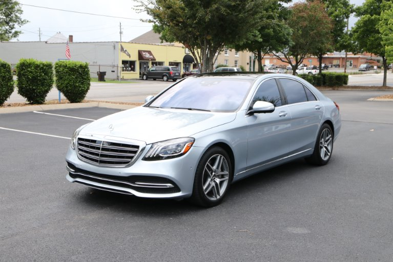 Used 2018 Mercedes-Benz S450 RWD W/NAV S 450 for sale Sold at Auto Collection in Murfreesboro TN 37130 2