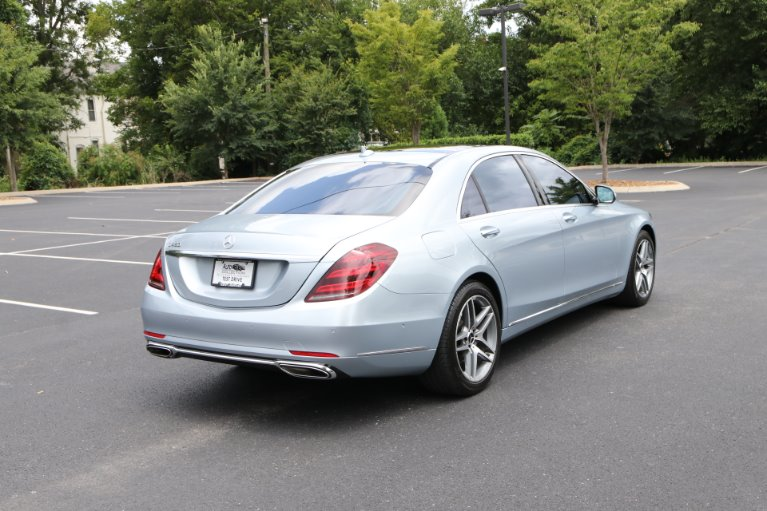 Used 2018 Mercedes-Benz S450 RWD W/NAV S 450 for sale Sold at Auto Collection in Murfreesboro TN 37130 3