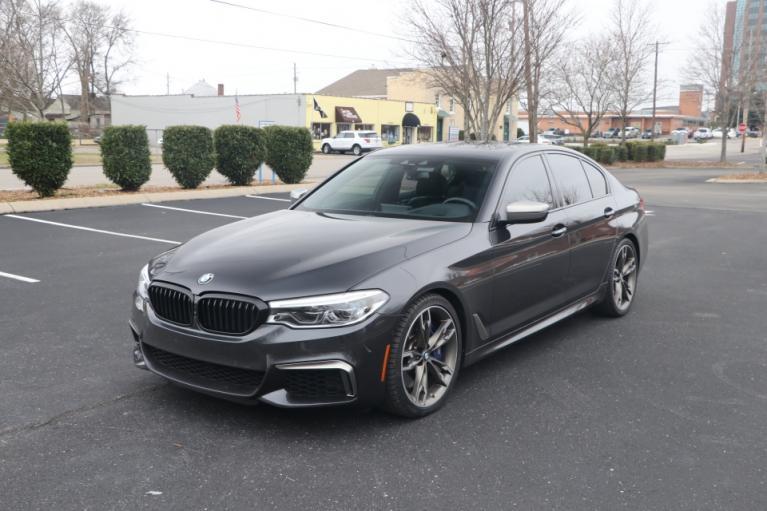Used 2018 BMW M550XI EXECUTIVE AWD W/NAV EXECUTIVE AWD for sale $50,950 at Auto Collection in Murfreesboro TN 37130 2