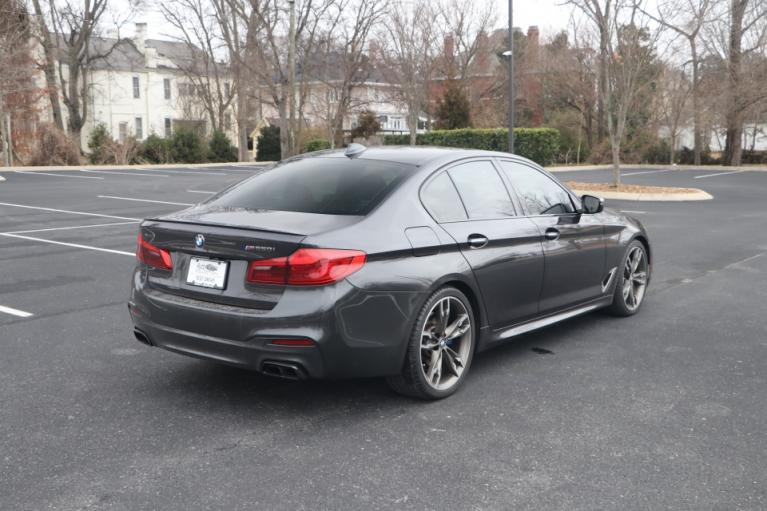 Used 2018 BMW M550XI EXECUTIVE AWD W/NAV EXECUTIVE AWD for sale $50,950 at Auto Collection in Murfreesboro TN 37130 3