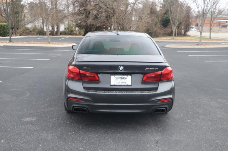 Used 2018 BMW M550XI EXECUTIVE AWD W/NAV EXECUTIVE AWD for sale $50,950 at Auto Collection in Murfreesboro TN 37130 6