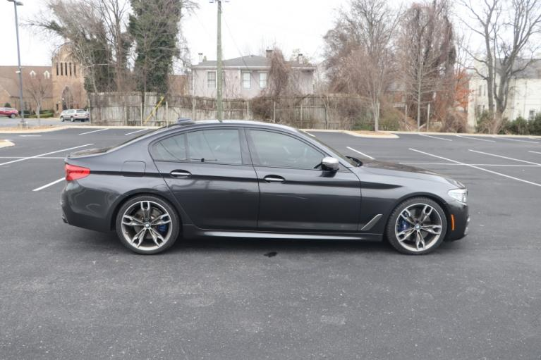 Used 2018 BMW M550XI EXECUTIVE AWD W/NAV EXECUTIVE AWD for sale $50,950 at Auto Collection in Murfreesboro TN 37130 8