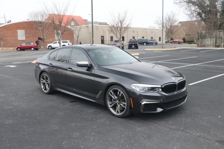 Used 2018 BMW M550XI EXECUTIVE AWD W/NAV EXECUTIVE AWD for sale $50,950 at Auto Collection in Murfreesboro TN 37130 1
