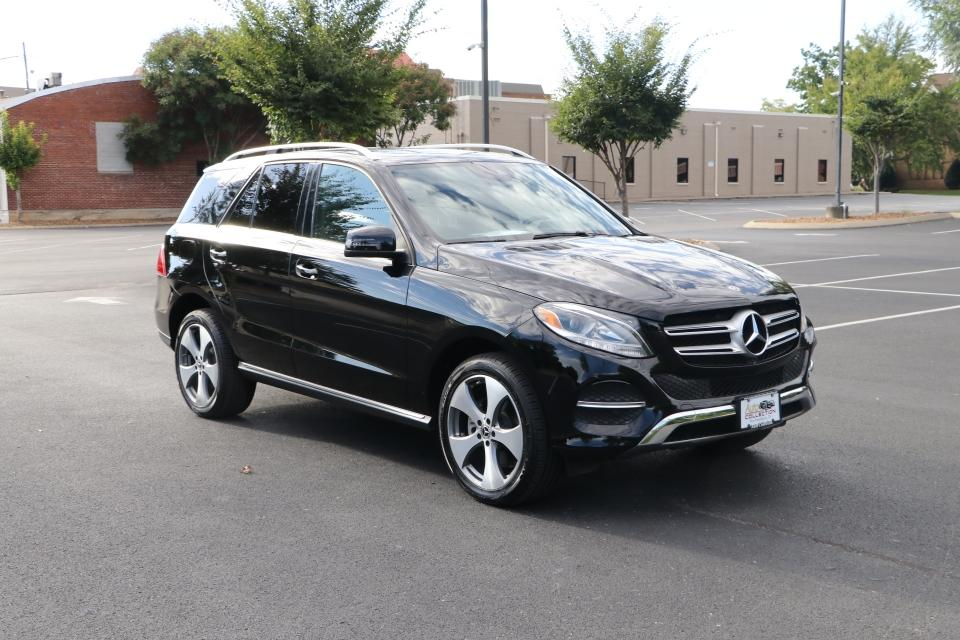 Used 2018 Mercedes-Benz GLE350 4Matic w/NAV GLE350 4MATIC for sale Sold at Auto Collection in Murfreesboro TN 37130 1