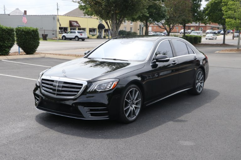 Used 2018 Mercedes-Benz S450 AMG LINE RWD W/NAV S 450 for sale Sold at Auto Collection in Murfreesboro TN 37130 2