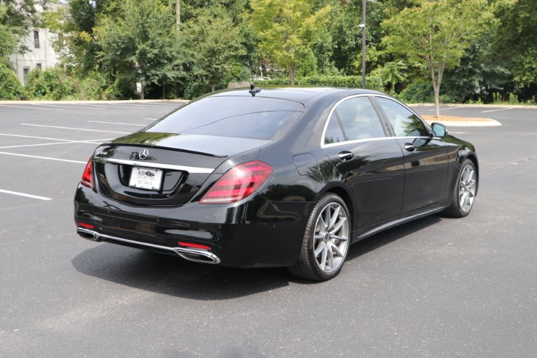 Used 2018 Mercedes-Benz S450 AMG LINE RWD W/NAV S 450 for sale Sold at Auto Collection in Murfreesboro TN 37130 3