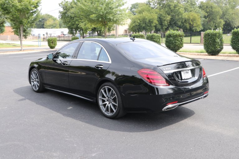 Used 2018 Mercedes-Benz S450 AMG LINE RWD W/NAV S 450 for sale Sold at Auto Collection in Murfreesboro TN 37130 4