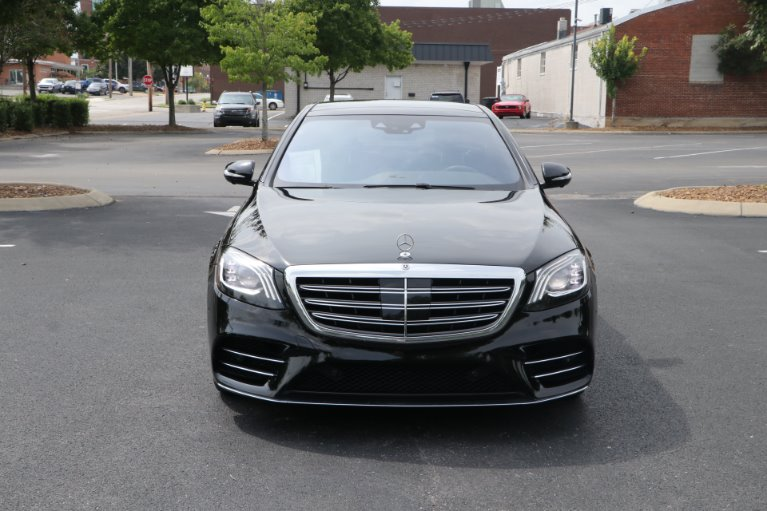 Used 2018 Mercedes-Benz S450 AMG LINE RWD W/NAV S 450 for sale Sold at Auto Collection in Murfreesboro TN 37130 5