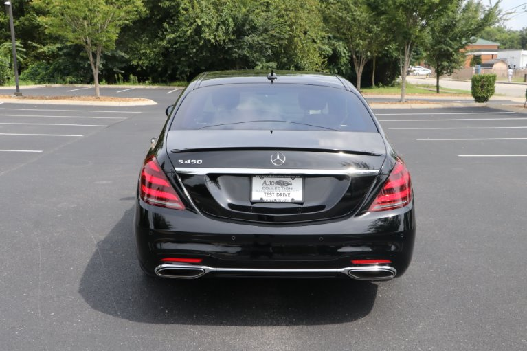 Used 2018 Mercedes-Benz S450 AMG LINE RWD W/NAV S 450 for sale Sold at Auto Collection in Murfreesboro TN 37130 6