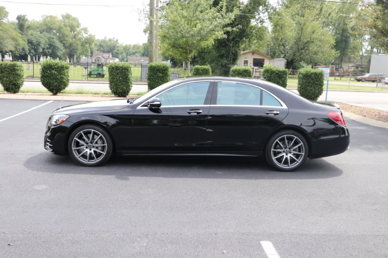Used 2018 Mercedes-Benz S450 AMG LINE RWD W/NAV S 450 for sale Sold at Auto Collection in Murfreesboro TN 37130 7