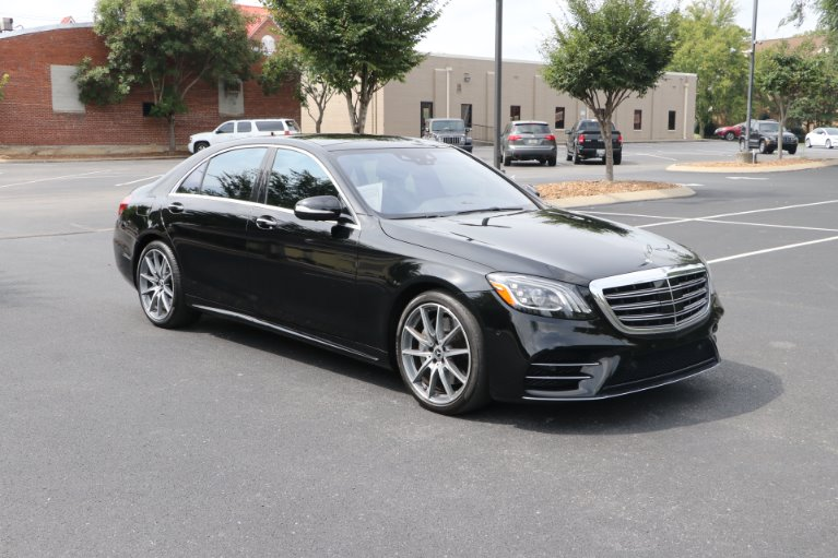 Used Used 2018 Mercedes-Benz S450 AMG LINE RWD W/NAV S 450 for sale $59,950 at Auto Collection in Murfreesboro TN