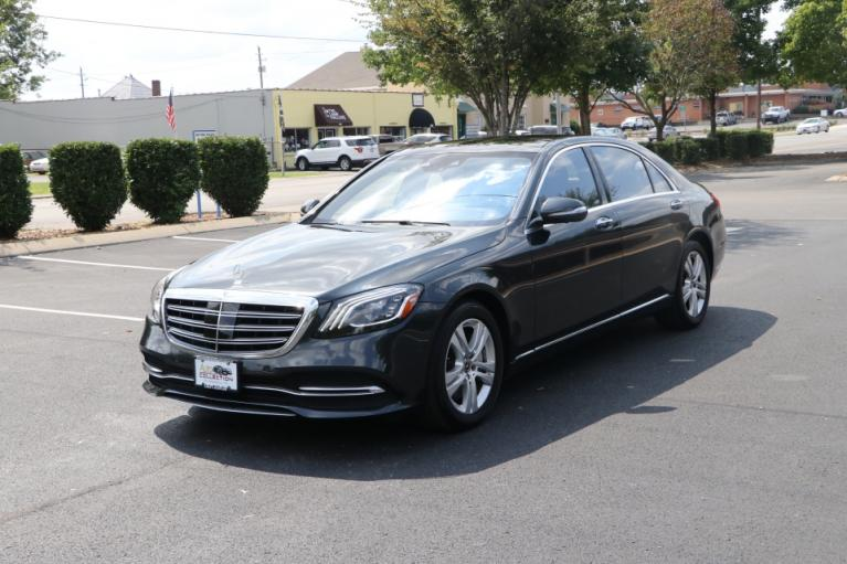 Used 2018 Mercedes-Benz S450 Premium 4matic W/Nav S450 4matic for sale Sold at Auto Collection in Murfreesboro TN 37130 2