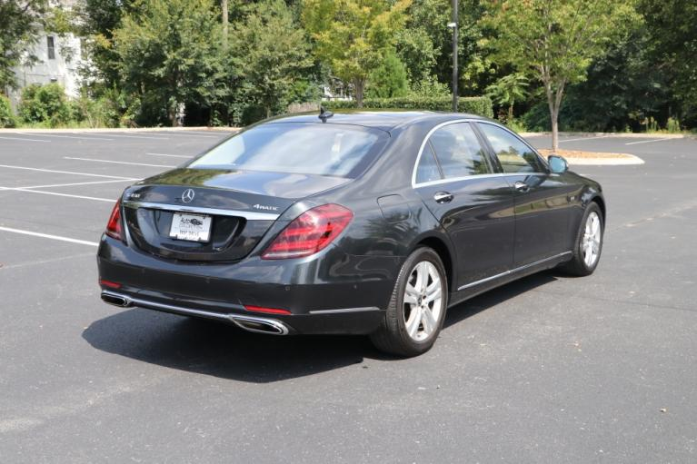 Used 2018 Mercedes-Benz S450 Premium 4matic W/Nav S450 4matic for sale Sold at Auto Collection in Murfreesboro TN 37130 3