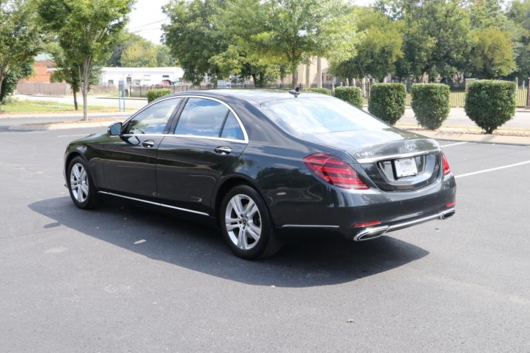 Used 2018 Mercedes-Benz S450 Premium 4matic W/Nav S450 4matic for sale Sold at Auto Collection in Murfreesboro TN 37130 4