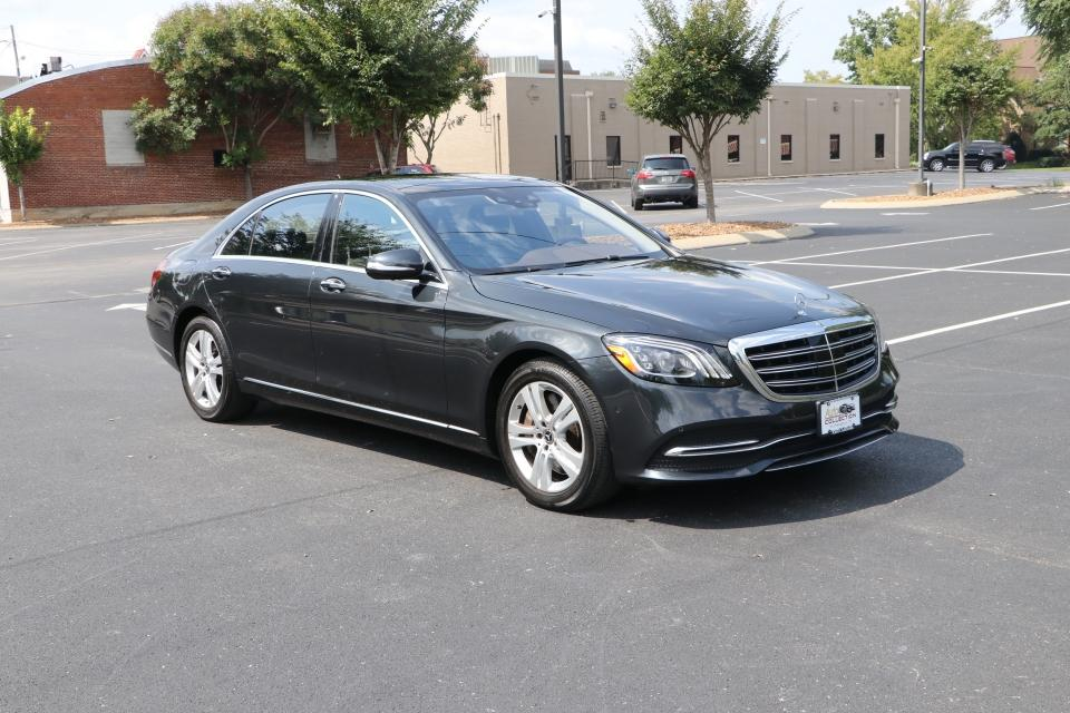 Used 2018 Mercedes-Benz S450 Premium 4matic W/Nav S450 4matic for sale Sold at Auto Collection in Murfreesboro TN 37130 1