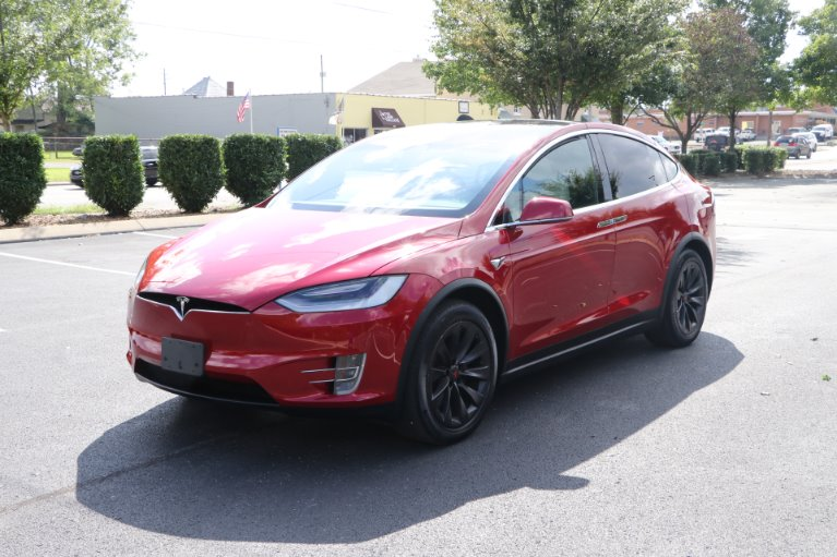 Used 2020 Tesla MODEL X long range AWD W/NAV Long Range for sale Sold at Auto Collection in Murfreesboro TN 37130 2
