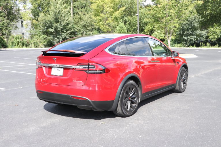 Used 2020 Tesla MODEL X long range AWD W/NAV Long Range for sale Sold at Auto Collection in Murfreesboro TN 37130 3