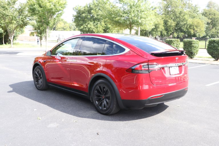 Used 2020 Tesla MODEL X long range AWD W/NAV Long Range for sale Sold at Auto Collection in Murfreesboro TN 37130 4