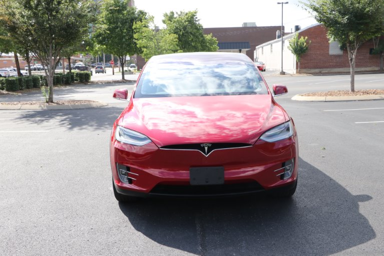 Used 2020 Tesla MODEL X long range AWD W/NAV Long Range for sale Sold at Auto Collection in Murfreesboro TN 37130 5