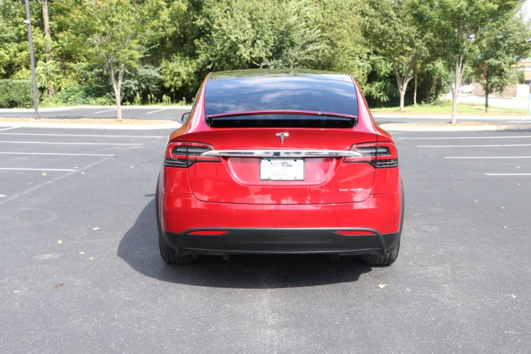 Used 2020 Tesla MODEL X long range AWD W/NAV Long Range for sale Sold at Auto Collection in Murfreesboro TN 37130 6