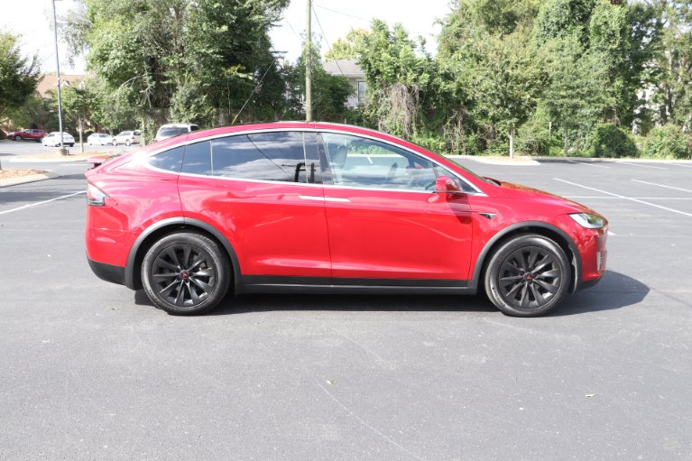 Used 2020 Tesla MODEL X long range AWD W/NAV Long Range for sale Sold at Auto Collection in Murfreesboro TN 37130 8