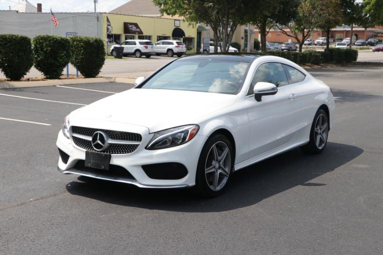 Used 2017 Mercedes-Benz C300 sport 4Matic coupe w/NAV C300 4MATIC COUPE for sale $29,250 at Auto Collection in Murfreesboro TN 37130 2