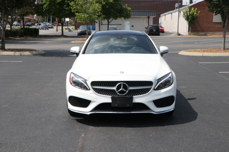 Used 2017 Mercedes-Benz C300 sport 4Matic coupe w/NAV for sale $29,250 at Auto Collection in Murfreesboro TN 37130 5
