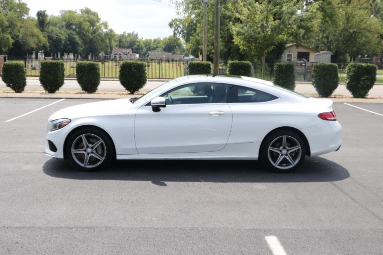 Used 2017 Mercedes-Benz C300 sport 4Matic coupe w/NAV C300 4MATIC COUPE for sale $29,250 at Auto Collection in Murfreesboro TN 37130 7