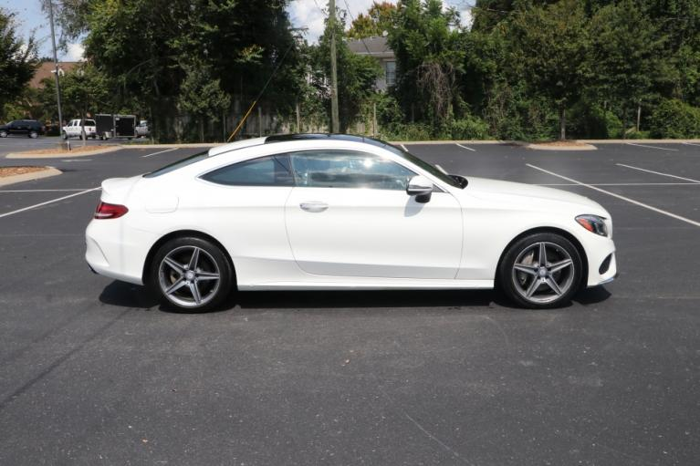 Used 2017 Mercedes-Benz C300 sport 4Matic coupe w/NAV C300 4MATIC COUPE for sale $29,250 at Auto Collection in Murfreesboro TN 37130 8