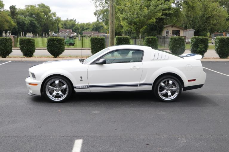Used 2007 Ford SHELBY GT500 COUPE COUPE for sale $39,950 at Auto Collection in Murfreesboro TN 37130 7