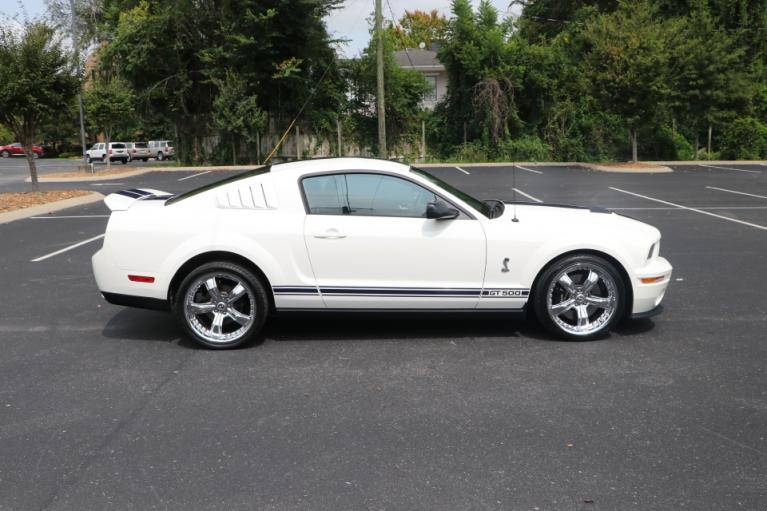 Used 2007 Ford SHELBY GT500 COUPE COUPE for sale $39,950 at Auto Collection in Murfreesboro TN 37130 8