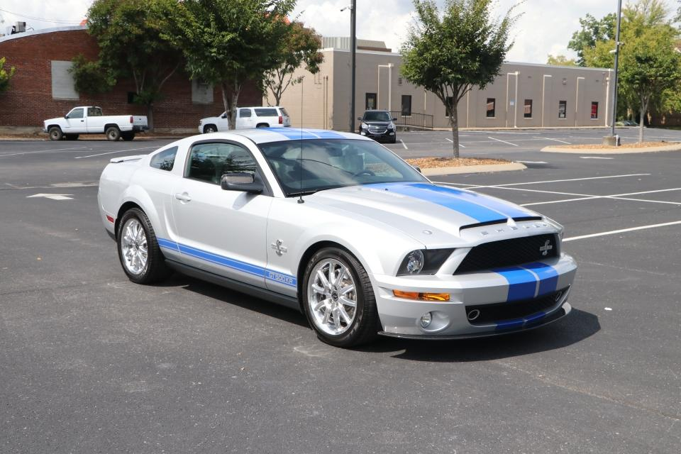 Used 2008 Ford SHELBY GT500KR RWD Coupe COUPE for sale Sold at Auto Collection in Murfreesboro TN 37130 1